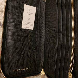 Tory Burch Bags - Tory Burch Perry Zip Wallet or Wristlet NWOT
